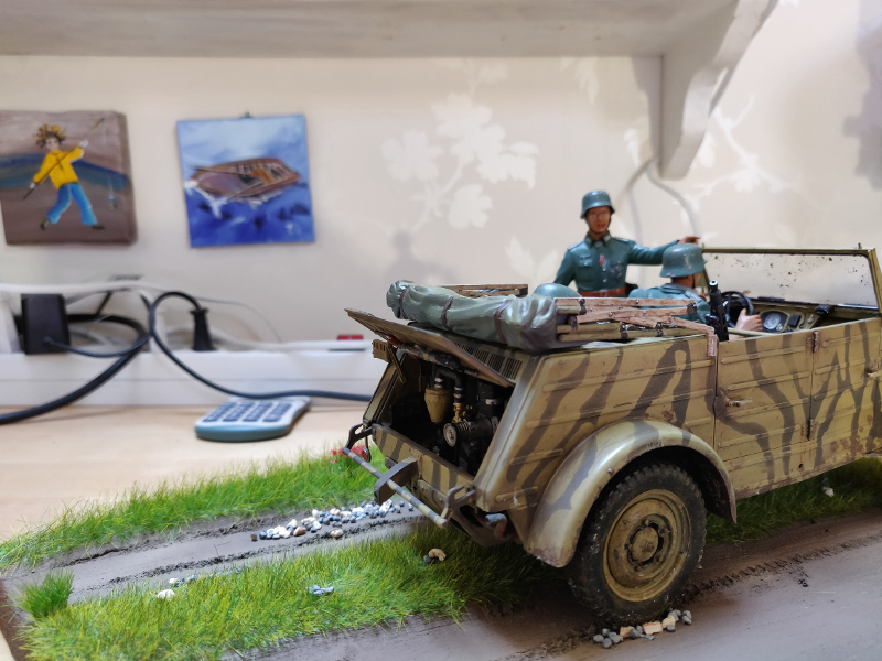 Kübelwagen type 82 1/16 Tamiya - Page 3 Img_2031
