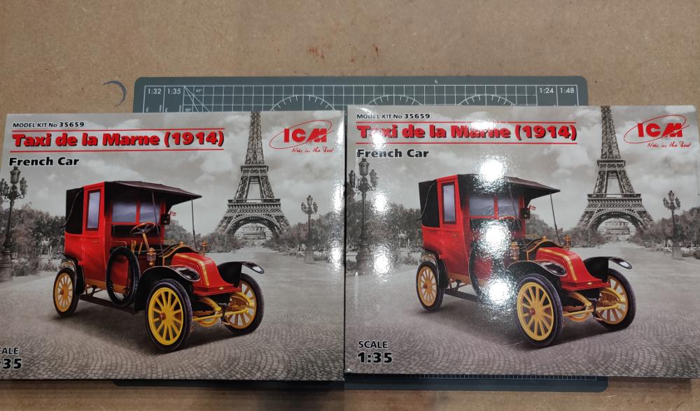 Les Taxis de la Marne diorama au 1/35 ème Img_2070