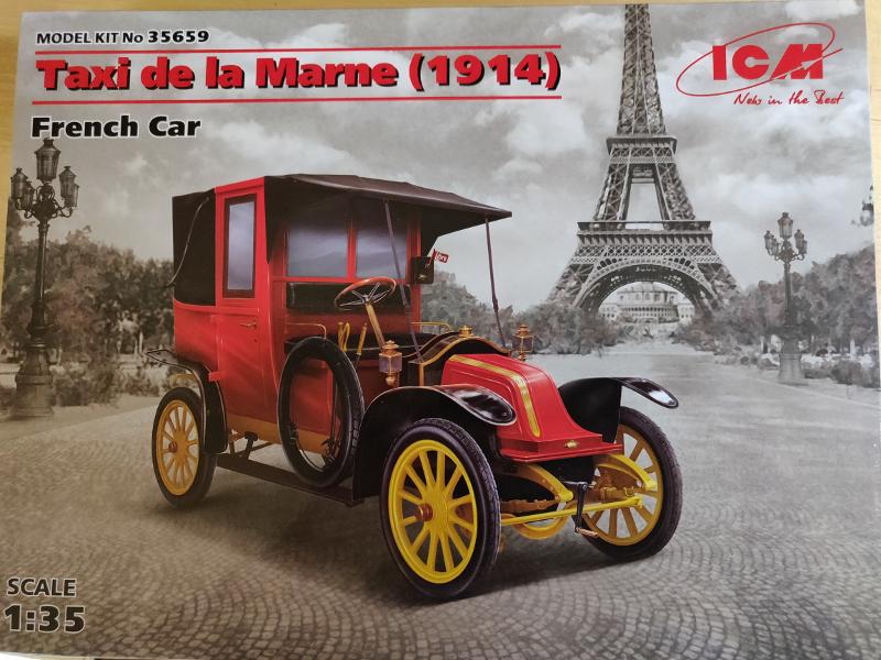 Les Taxis de la Marne diorama au 1/35 ème Img_2072