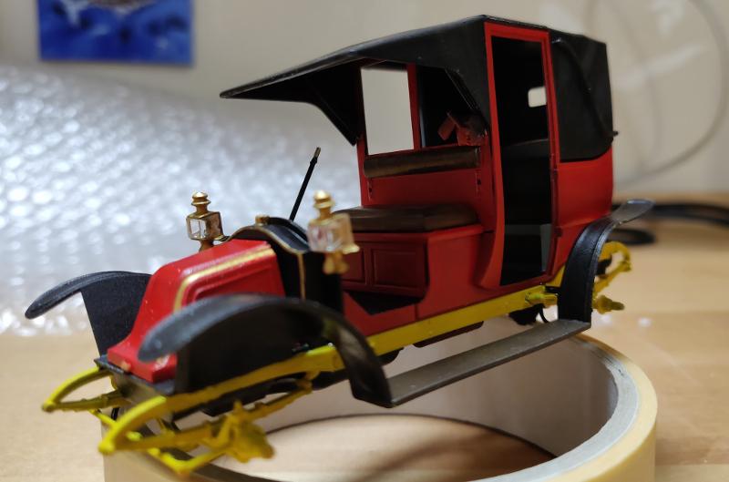 Les Taxis de la Marne diorama au 1/35 ème Img_2103