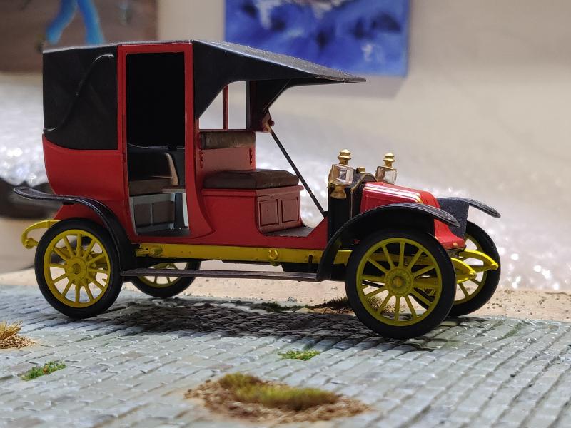 Les Taxis de la Marne diorama au 1/35 ème Img_2113