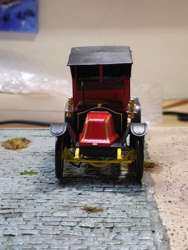 Les Taxis de la Marne diorama au 1/35 ème Img_2114