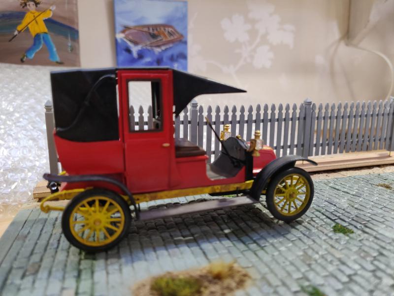 Les Taxis de la Marne diorama au 1/35 ème - Page 2 Img_2119