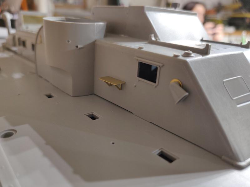 Torpédo boat PT-596 1/35 Italeri Img_2235