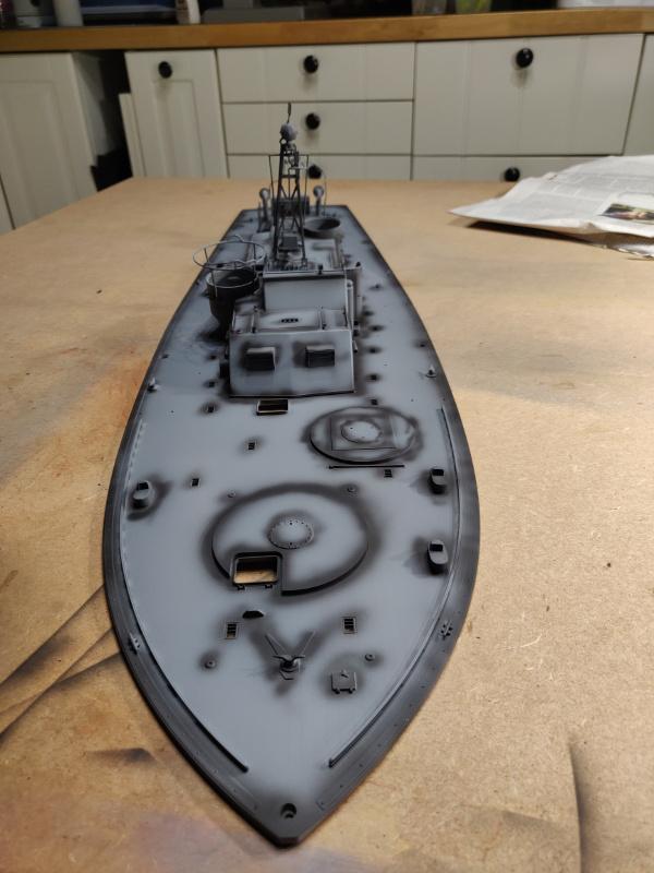 Torpédo boat PT-596 1/35 Italeri - Page 4 Img_2363