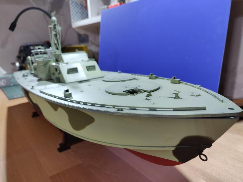 Torpédo boat PT-596 1/35 Italeri - Page 4 Img_2380