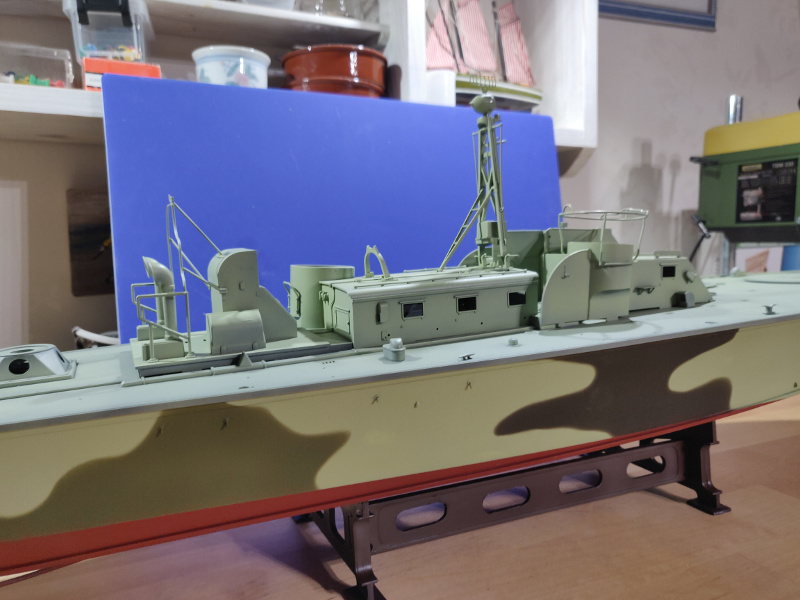 Torpédo boat PT-596 1/35 Italeri - Page 4 Img_2381