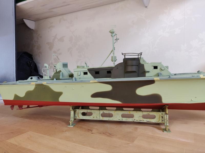 Torpédo boat PT-596 1/35 Italeri - Page 6 Img_2417