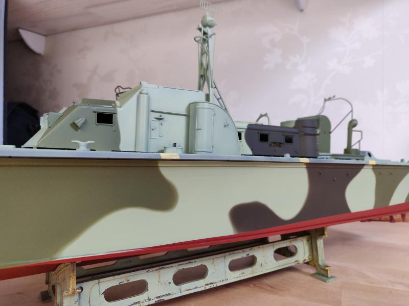 Torpédo boat PT-596 1/35 Italeri - Page 6 Img_2418