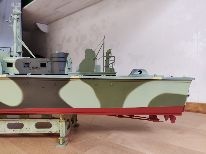 Torpédo boat PT-596 1/35 Italeri - Page 6 Img_2419