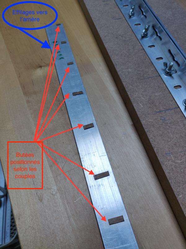 Tutoriel et dispositif d'effilage virures bois pour bordage coque par Thimarie Img_2442