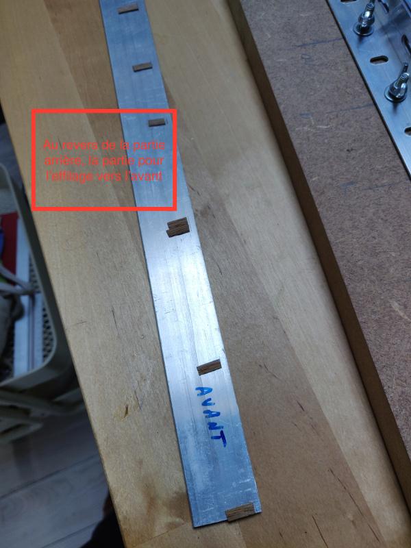Tutoriel et dispositif d'effilage virures bois pour bordage coque par Thimarie Img_2444