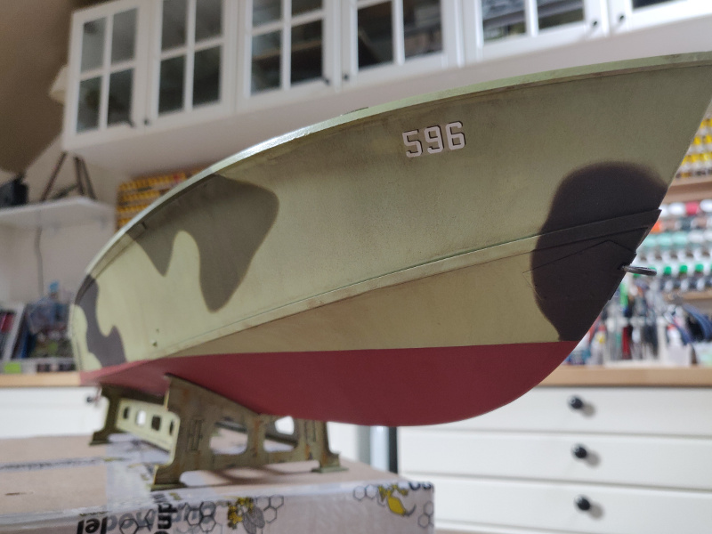 Torpédo boat PT-596 1/35 Italeri - Page 7 Img_2447