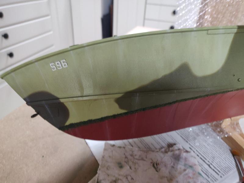 Torpédo boat PT-596 1/35 Italeri - Page 7 Img_2464