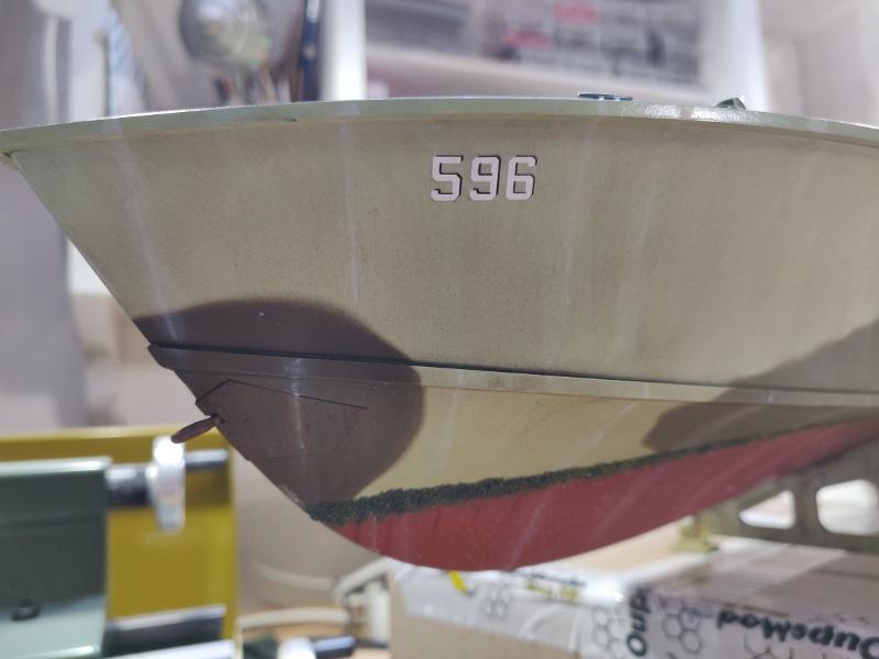Torpédo boat PT-596 1/35 Italeri - Page 7 Img_2468