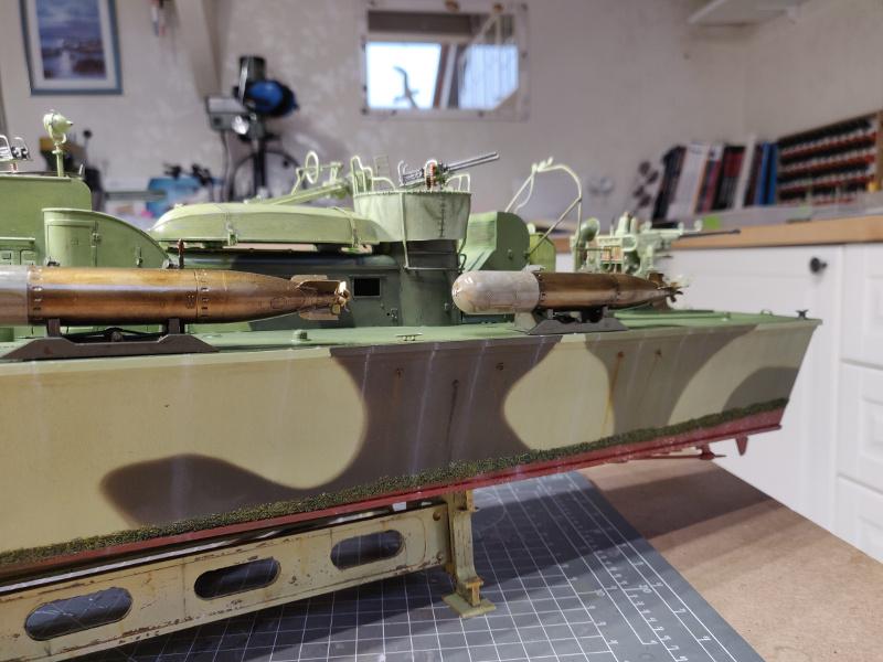 Torpédo boat PT-596 1/35 Italeri - Page 8 Img_2477