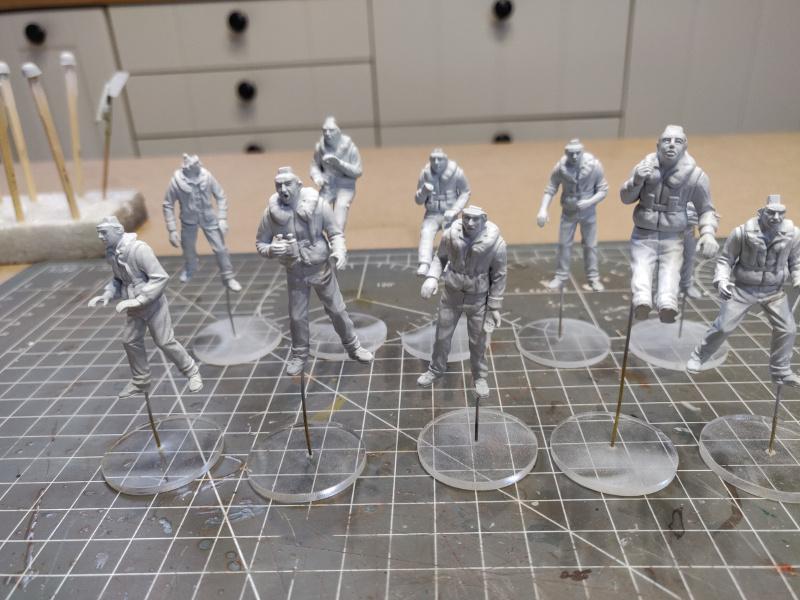 Tutoriel sur la peinture aux acryliques des figurines par ThiMarie Img_2523