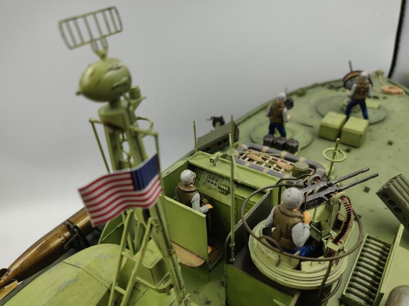 Torpédo boat PT 596au 1/35 terminé Img_2558