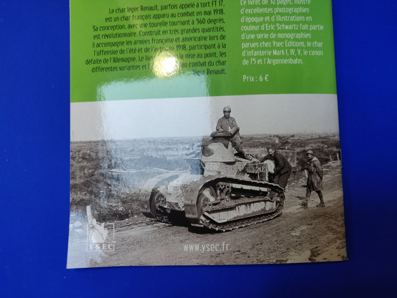 Eté 1918 en Picardie, Char Renault FT 17 Img_2653