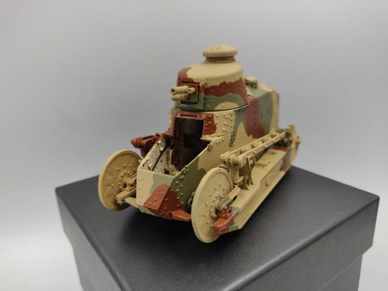 Eté 1918 en Picardie, Char Renault FT 17 - Page 4 Img_2838