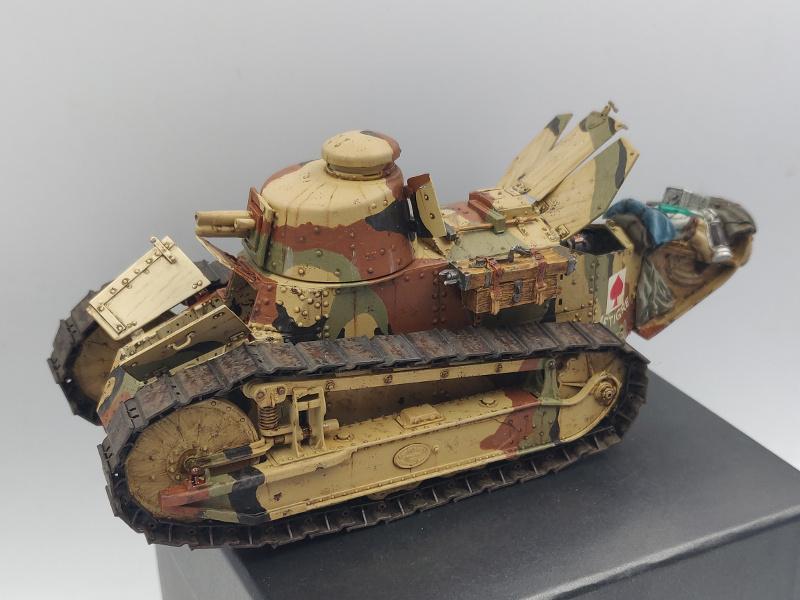 Eté 1918 en Picardie, Char Renault FT 17 - Page 4 Img_2885