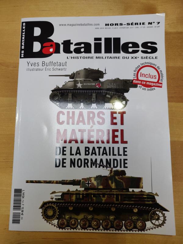 Hors Série Revue Batailles sur la bataille de Normandie Img_2989