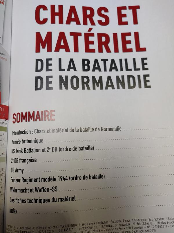 Hors Série Revue Batailles sur la bataille de Normandie Img_2990