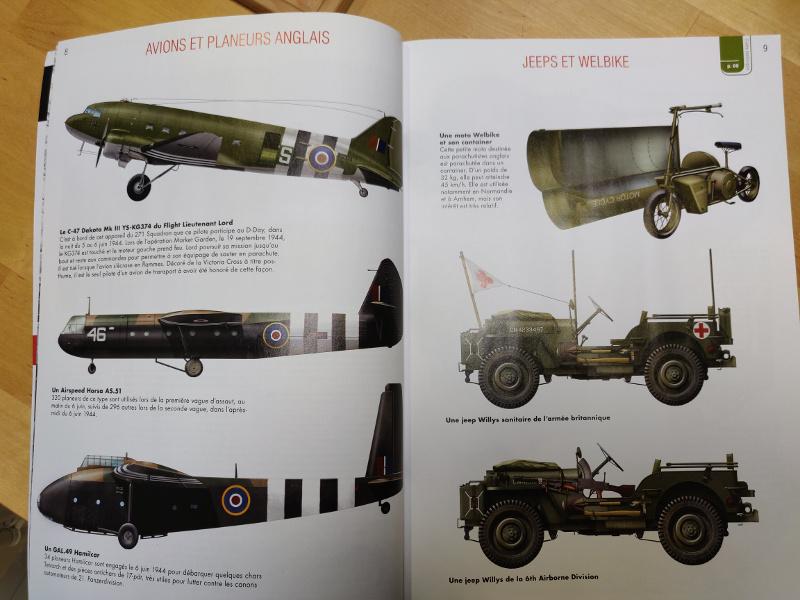 Hors Série Revue Batailles sur la bataille de Normandie Img_2991