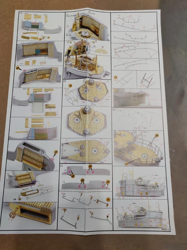 Revue de boîte U-Boat VII C/41 Revell 1/72 édition Platinium Img_3396
