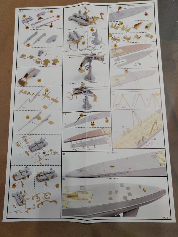Revue de boîte U-Boat VII C/41 Revell 1/72 édition Platinium Img_3398