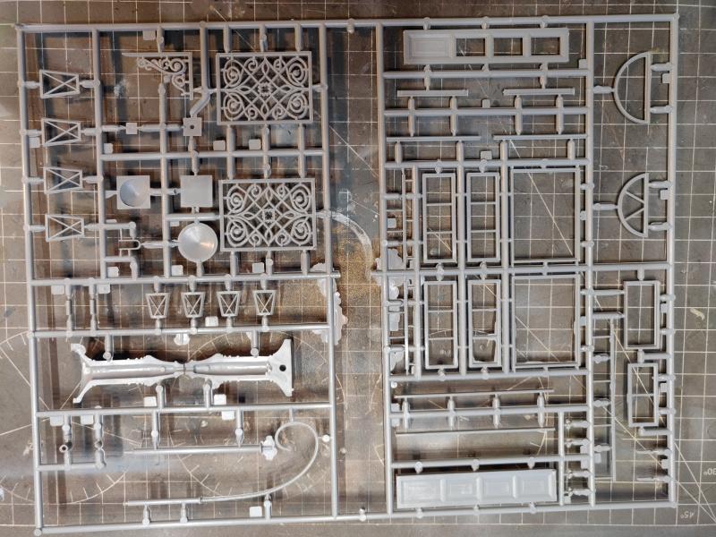 Diorama Opération Mousquetaire Suez 1956 Tutoriel/Pas à Pas Img_3507