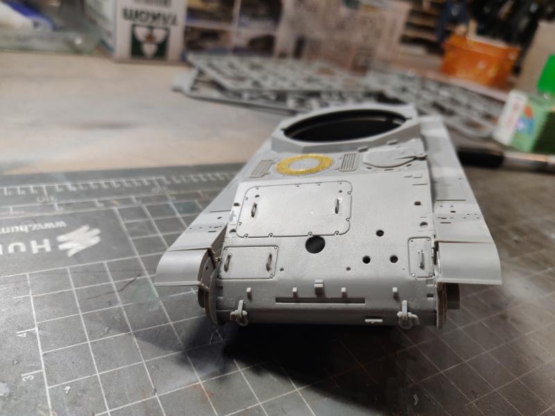 AMX 13/75 opération Mousquetaire Suez 1956 Takom 1/35 + Diorama - Page 2 Img_3589