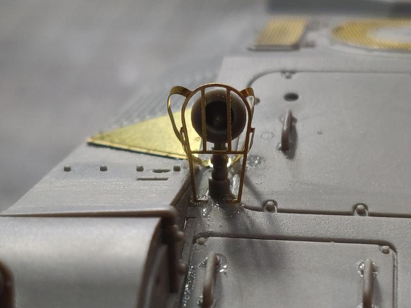 AMX 13/75 opération Mousquetaire Suez 1956 Takom 1/35 + Diorama - Page 2 Img_3597