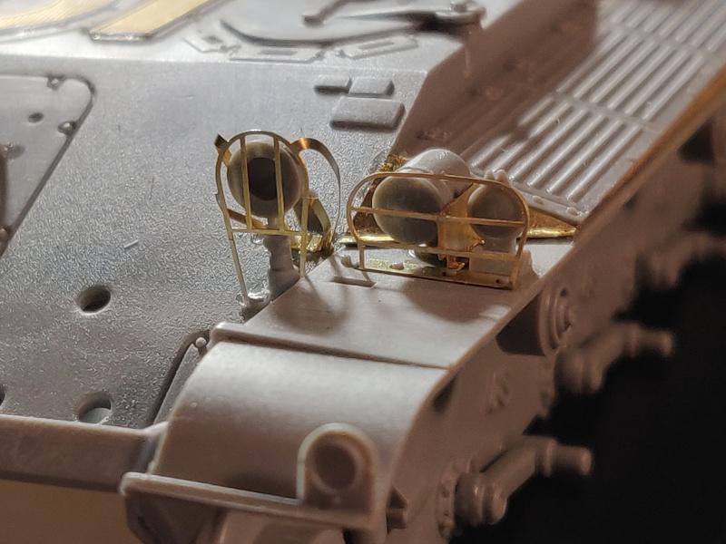AMX 13/75 opération Mousquetaire Suez 1956 Takom 1/35 + Diorama - Page 2 Img_3608