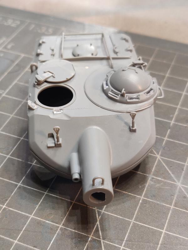 AMX 13/75 opération Mousquetaire Suez 1956 Takom 1/35 + Diorama - Page 2 Img_3630
