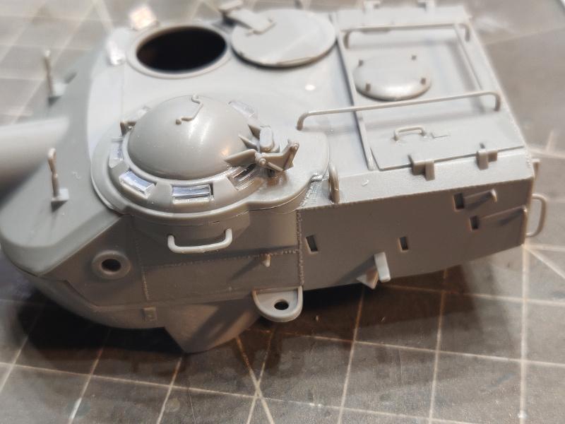 AMX 13/75 opération Mousquetaire Suez 1956 Takom 1/35 + Diorama - Page 2 Img_3631