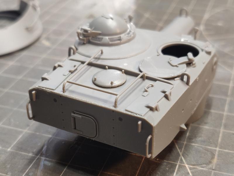 AMX 13/75 opération Mousquetaire Suez 1956 Takom 1/35 + Diorama - Page 2 Img_3632