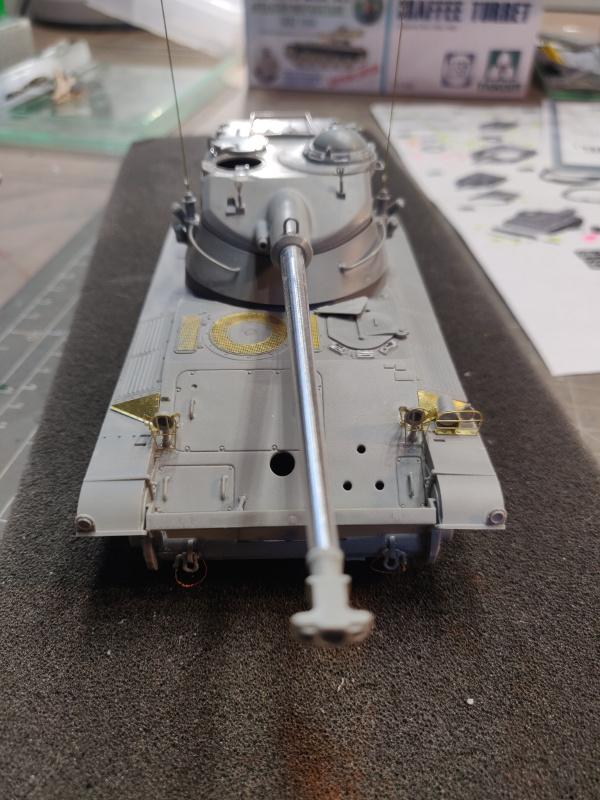 AMX 13/75 opération Mousquetaire Suez 1956 Takom 1/35 + Diorama - Page 2 Img_3639