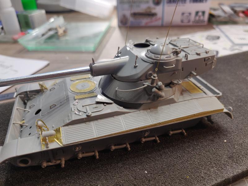 AMX 13/75 opération Mousquetaire Suez 1956 Takom 1/35 + Diorama - Page 2 Img_3641