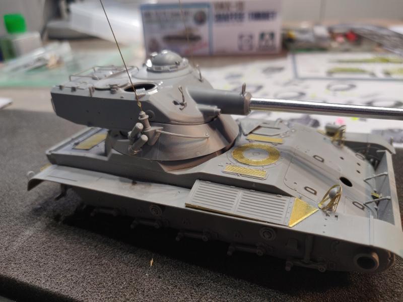 AMX 13/75 opération Mousquetaire Suez 1956 Takom 1/35 + Diorama - Page 2 Img_3642