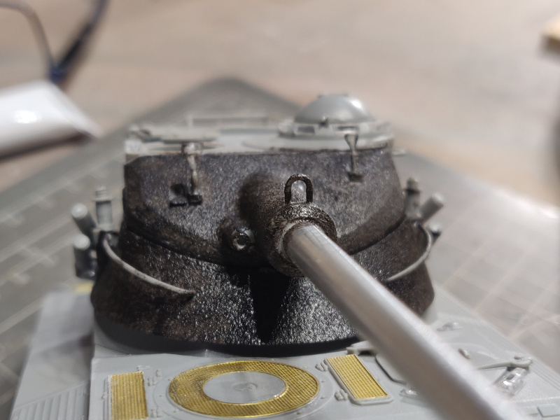 AMX 13/75 opération Mousquetaire Suez 1956 Takom 1/35 + Diorama - Page 3 Img_3670