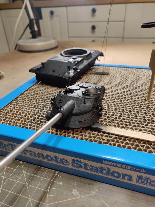 AMX 13/75 opération Mousquetaire Suez 1956 Takom 1/35 + Diorama - Page 3 Img_3675