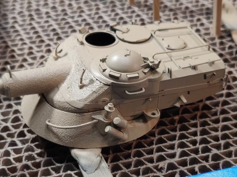 AMX 13/75 opération Mousquetaire Suez 1956 Takom 1/35 + Diorama - Page 3 Img_3682