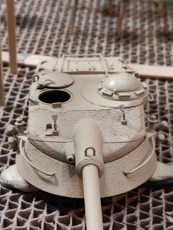 AMX 13/75 opération Mousquetaire Suez 1956 Takom 1/35 + Diorama - Page 3 Img_3683