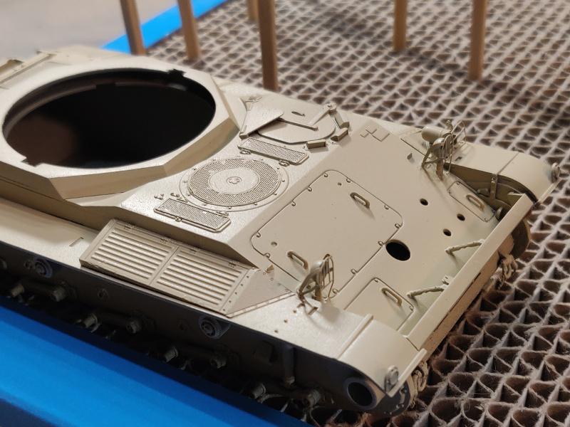 AMX 13/75 opération Mousquetaire Suez 1956 Takom 1/35 + Diorama - Page 3 Img_3684