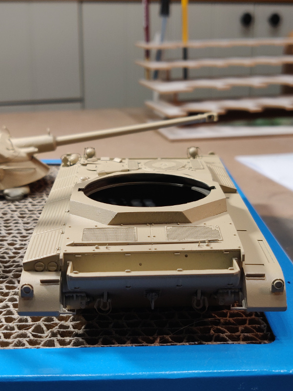 AMX 13/75 opération Mousquetaire Suez 1956 Takom 1/35 + Diorama - Page 3 Img_3685