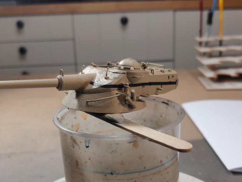 AMX 13/75 opération Mousquetaire Suez 1956 Takom 1/35 + Diorama - Page 3 Img_3688