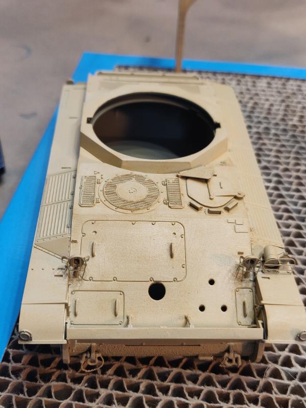 AMX 13/75 opération Mousquetaire Suez 1956 Takom 1/35 + Diorama - Page 3 Img_3705