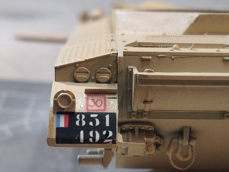 AMX 13/75 opération Mousquetaire Suez 1956 Takom 1/35 + Diorama - Page 3 Img_3712