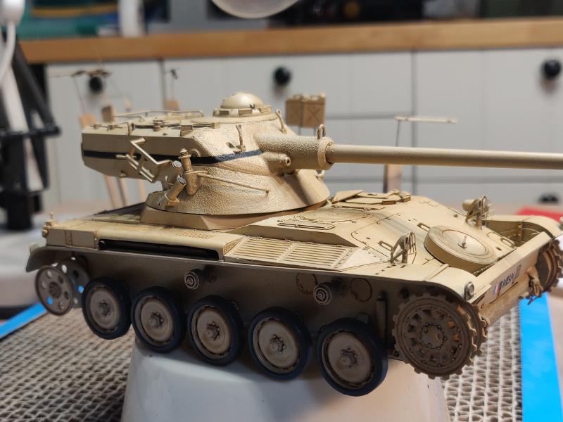 AMX 13/75 opération Mousquetaire Suez 1956 Takom 1/35 + Diorama - Page 4 Img_3745